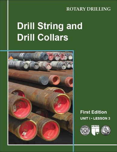 9780886981686: 1: Drill String and Drill Collars (Rotary Drilling Series)