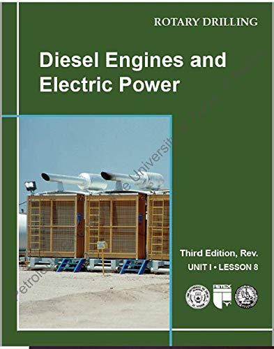 Diesel Engines and Electric Power, Unit 1,: Baker, Ron