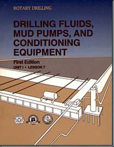 9780886981815: Drilling Fluids Mud Pumps and Conditioning, Unit 1, Lesson 7 (Rotary Drilling Series)