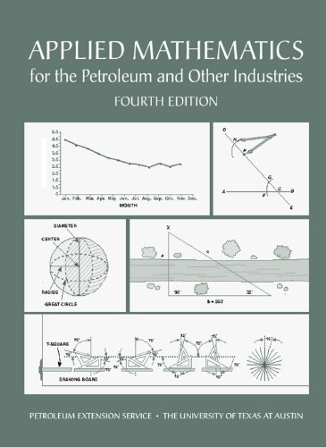 9780886982119: Applied Mathematics for the Petroleum and Other Industries