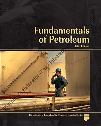 Fundamentals of Petroleum, 5th Edition