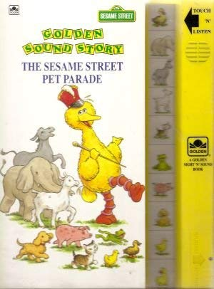 9780887042577: Sesame Street Pet Parade