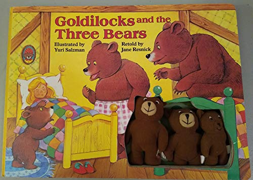 9780887051517: Goldilocks and the Three Bears (Book and Bears)