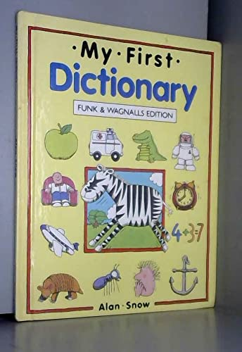 9780887055515: My First Dictionary