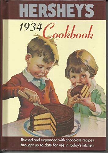 9780887056277: Hershey's 1934 Cookbook