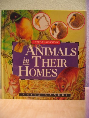 9780887057557: Animals in Their Homes