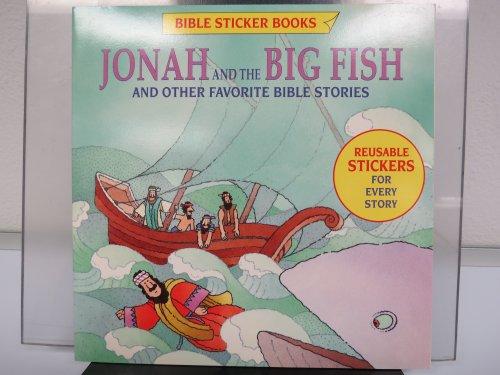9780887057670: JONAH AND THE BIG FISH