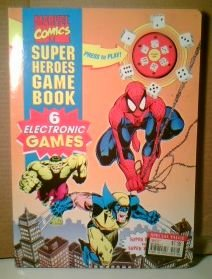 9780887058448: Super Heroes Electronic Game Board from Marvel Comics