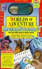 Worlds of Adventure: Microstickers : With Fact-Filled Book & Sticker Board: MacDonald, Fiona