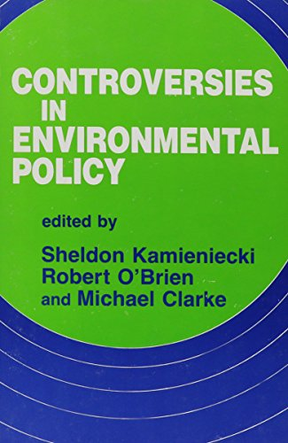 Controversies in Environmental Policy (SUNY Series in Environmental Public Policy): Kamieniecki, ...