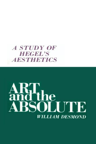 9780887061516: Art and the Absolute: A Study of Hegel's Aesthetics (SUNY Series in Hegelian Studies)