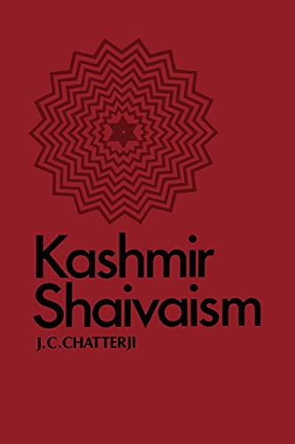 9780887061806: Kashmir Shaivaism (Suny Series in Cultural Perspectives)