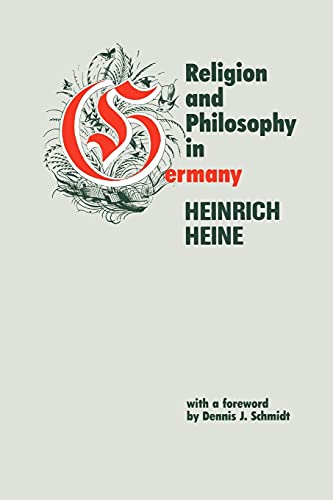 9780887062834: Religion and Philosophy in Germany