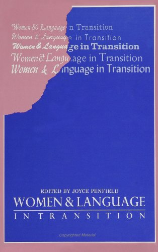 9780887064869: Women and Language in Transition