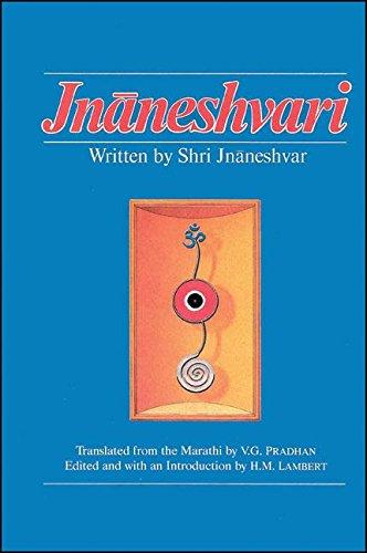 Jnaneshvari: Bhavarthadipika (Unesco Collection of Representative Works: Sri Jnaneshvar
