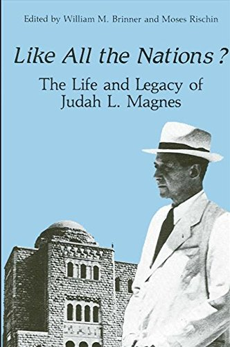9780887065071: Like All the Nations?: The Life and Legacy of Judah L. Magnes