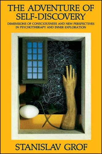 9780887065408: The Adventure of Self-Discovery: I, Dimensions of Consciousness : Ii, New Perspectives in Psychotherapy (Suny Series in Transpersonal and Humanistic)