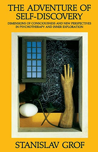 9780887065415: The Adventure of Self-Discovery: Dimensions of Consciousness and New Perspectives in Psychotherapy and Inner Exploration (SUNY Series in Transpersonal and Humanistic Psychology)
