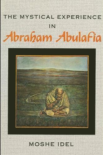 9780887065521: The Mystical Experience in Abraham Abulafia