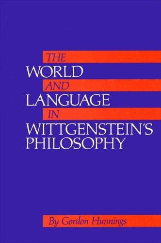 9780887065859: The World and Language in Wittgenstein's Philosophy