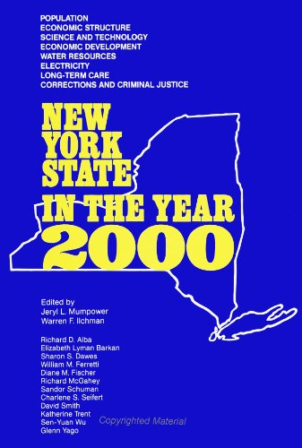 New York State in the Year 2000: Jeryl L. Mumpower