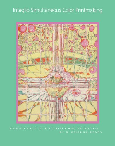 9780887067402: Intaglio Simultaneous Color Printmaking: Significance of Materials and Processes