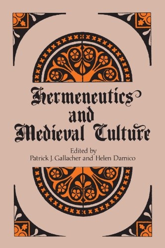 9780887067457: Hermeneutics and Medieval Culture