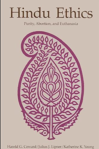 9780887067631: Hindu Ethics: Purity, Abortion, and Euthanasia (McGill Studies in the History of Religions)