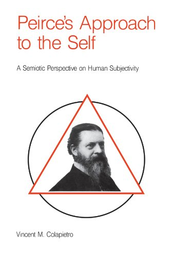 9780887068836: Peirce's Approach to the Self: A Semiotic Perspective on Human Subjectivity (SUNY Series in Philosophy)