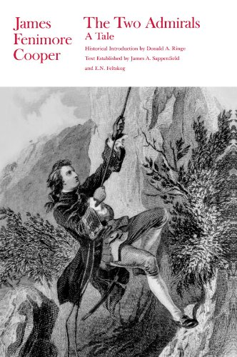 9780887069079: The Two Admirals: A Tale (The Writings of James Fenimore Cooper)