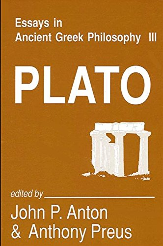 essays on ancient philosophy
