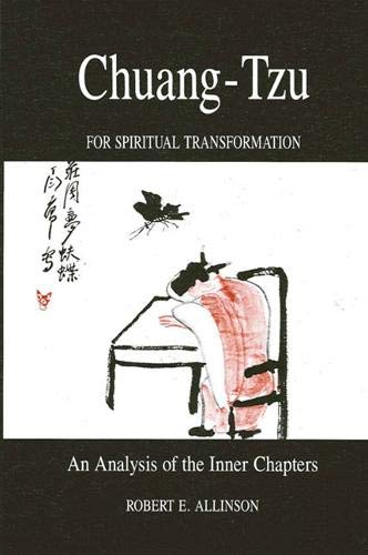 9780887069673: Chuang-Tzu for Spiritual Transformation: An Analysis of the Inner Chapters