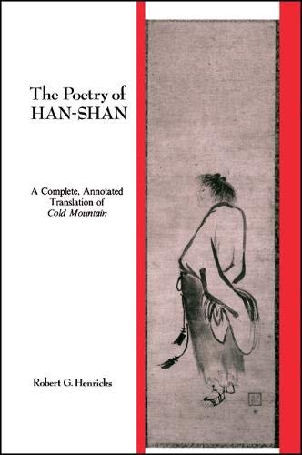 9780887069772: Poetry of Han-Shan: A Complete, Annotated Translation of Cold Mountain (Suny Series, Buddhist Studies)