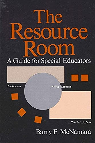9780887069840: The Resource Room: A Guide for Special Educators