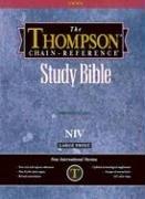 9780887070501: Thompson Chain Reference Bible-NIV