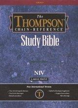 9780887070525: Large Print Thompson Chain Reference Bible-NIV