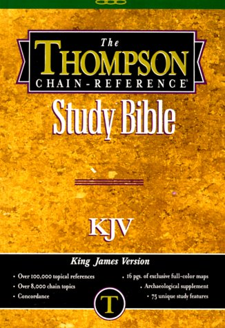 9780887071423: The Thompson Chain Reference Bible