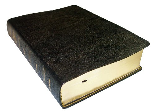 9780887073076: NKJV - Black Genuine Leather - Regular Size - Indexed - Thompson Chain Reference Bible (023060)
