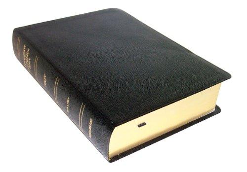 9780887073366: NKJV - Black Bonded Leather - Regular Size - Thompson Chain Reference Bible (013090)