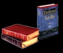 9780887073489: Large Print Thompson Chain Reference Bible-NIV
