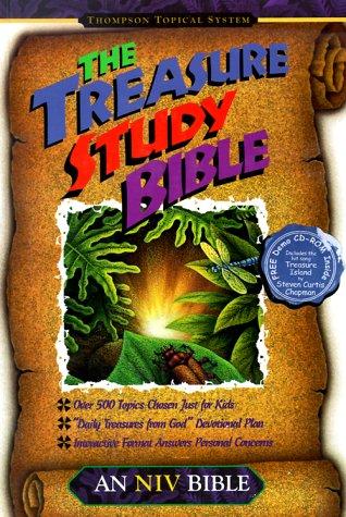 9780887073533: The Treasure Study Bible; An NIV Bible