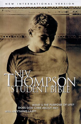 9780887074011: Thompson Student Bible-NIV