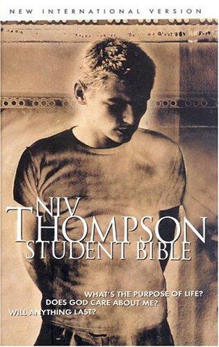 Thompson Student Bible-NIV