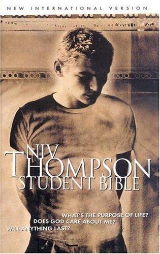 9780887074028: Thompson Student Bible-NIV
