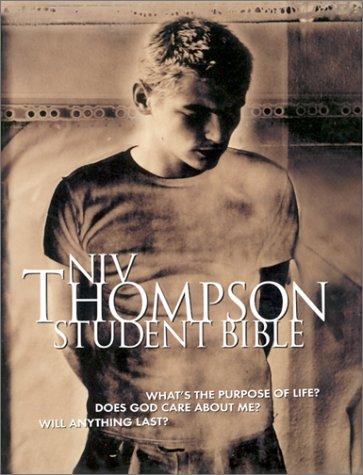 9780887074042: Thompson Student Bible-NIV