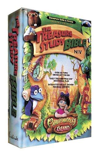 9780887074202: NIV Thompson Treasure Study Bible - New International Version ( Limited Edition Pahappahooey Island Hardcover )