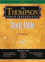 Thompson-Chain Reference Study Bible-KJV: Thompson Frank C