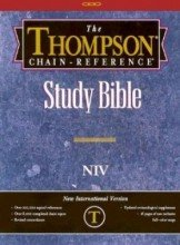 9780887075391: Thompson-Chain Reference Study Bible-NIV (Grey)