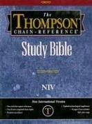 9780887075407: Thompson-Chain Reference Bible-NIV