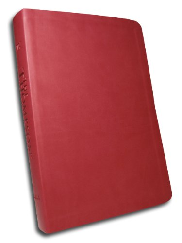9780887075940: Thompson Student Bible (Style 927red) - Handy Size NIV - Deluxe Kirvella